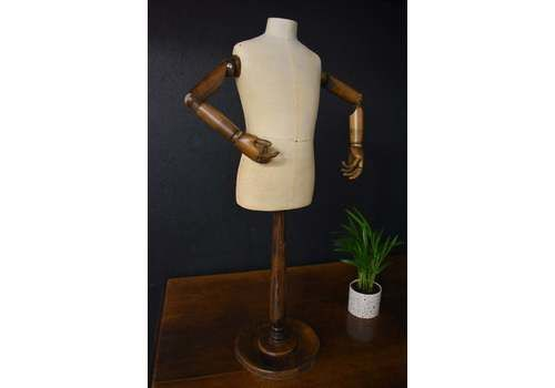 Child Articulated Mannequin