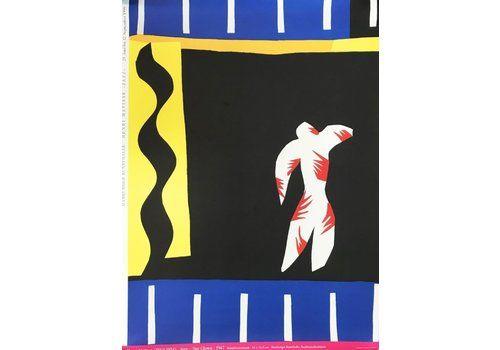 Henri Matisse   Jazz 1999   Original Vintage Poster