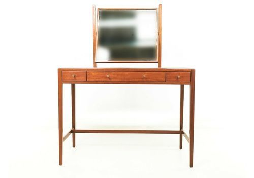 Loughborough For Heals Mid Century Teak Dressing Table, 1960s