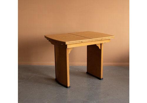 Art Deco Burr Dining Table
