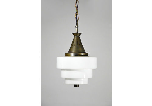 Philips Art Deco Pendant Lamp, 1930s