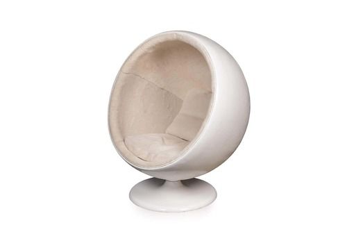 20th Century Retro Ball Chair In The Style Of Eero Aarnio For Asko C.1960