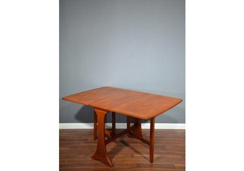 Vintage G Plan Drop Leaf Teak Table. Modern/Mid Century.
