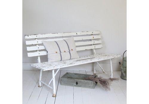 Garden Bench, 1950s, Vintage