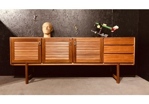 Mid Century McIntosh Teak Sideboard, Form Tom Robertson, Made In Scotland In The 60's.