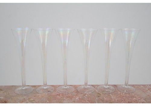 Champagne Glasses Set