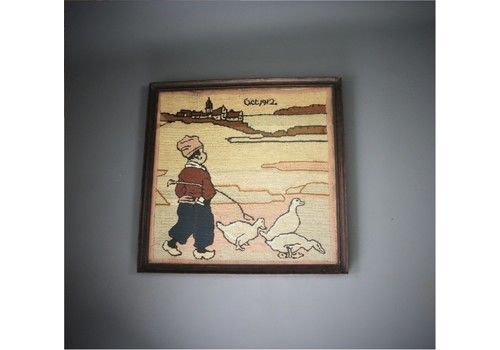 Arts And Crafts Nursery Tapestry