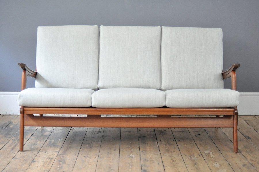 Three Seater Sofa photo 1