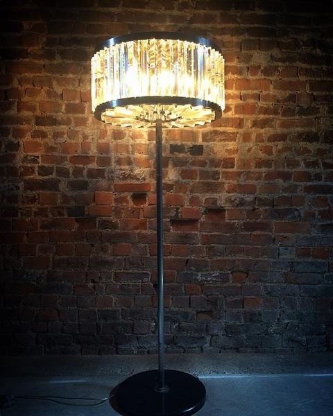 Fabulous Timothy Oulton Art Deco Rex Floor Lamp Standard Light Number 2