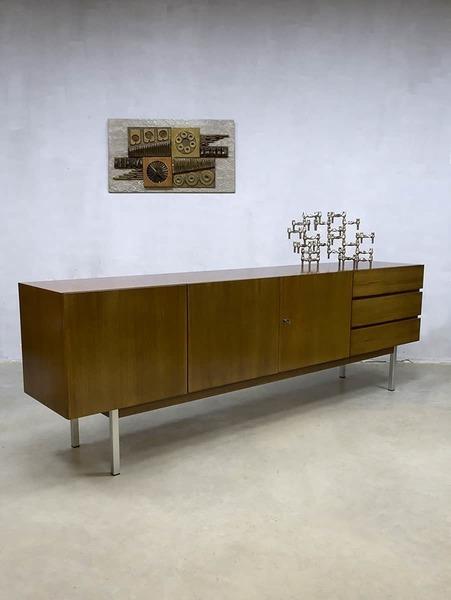Scandinavian Modern Vintage Design Sideboard Sideboard Xxl
