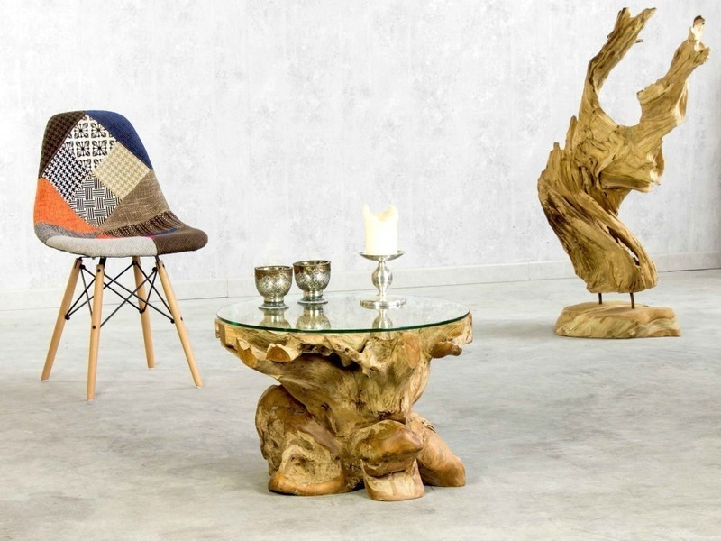 Root Coffee Table Rustic No. 106