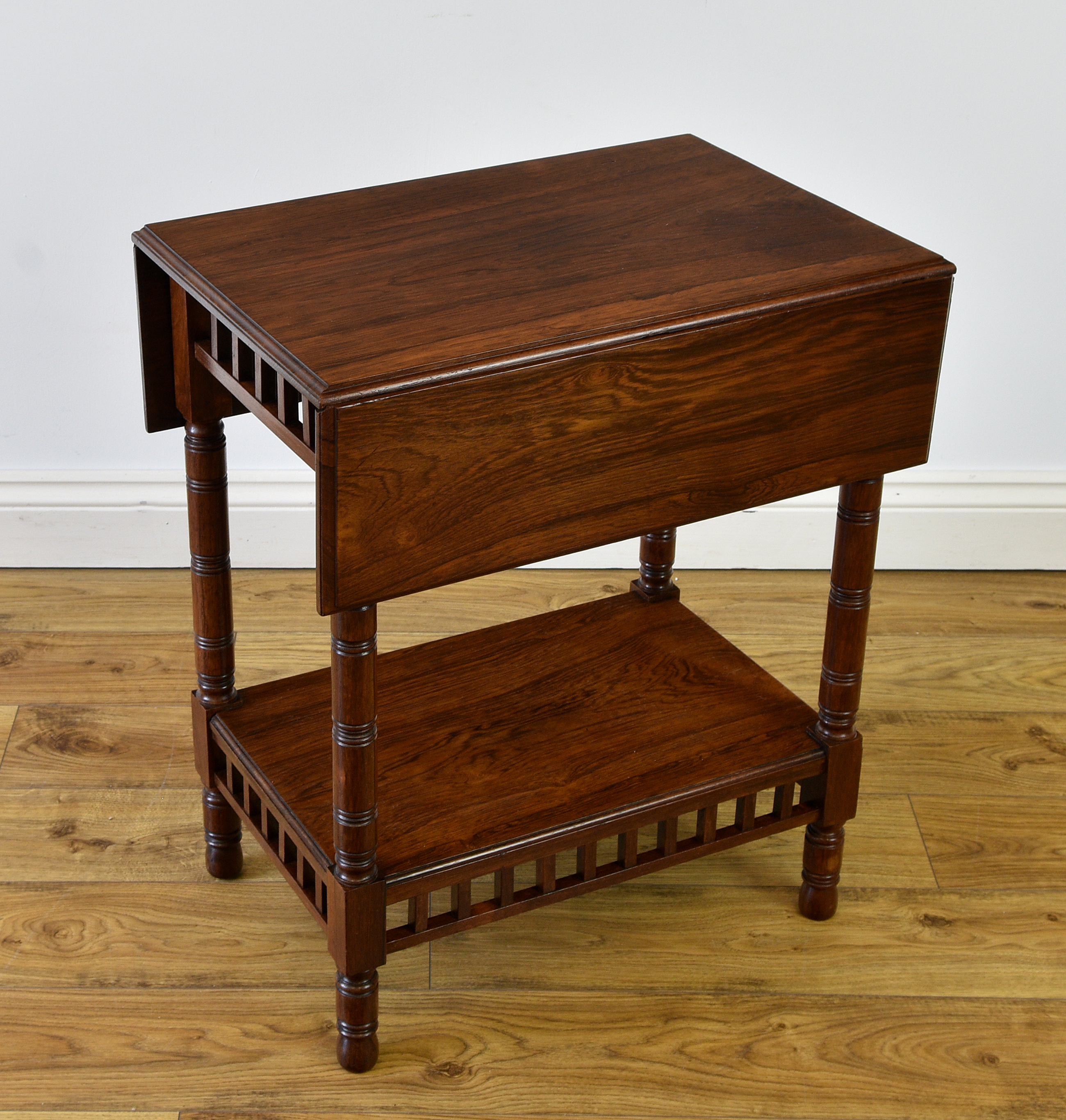 Groovy Antique Edwardian Rosewood Drop Leaf Side Hall End Sofa Table Free Delivery To Mainland England Wales Squirreltailoven Fun Painted Chair Ideas Images Squirreltailovenorg