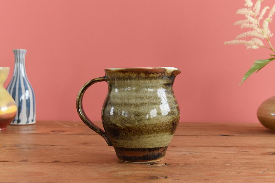 Vintage Small Studio Ceramic Jug / Vase