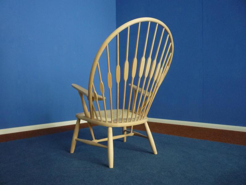 Danish Peacock Chair By Hans J. Wegner For Pp Møbler, 1989