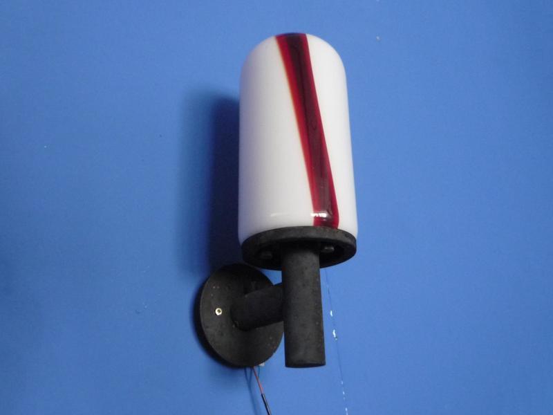 Model Mico Murano Wall Lamp By Renato Toso For Leucos, 1972