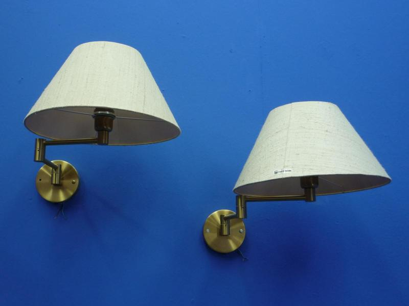 Swiss Sconces By Temde, 1960s, Set Of 2