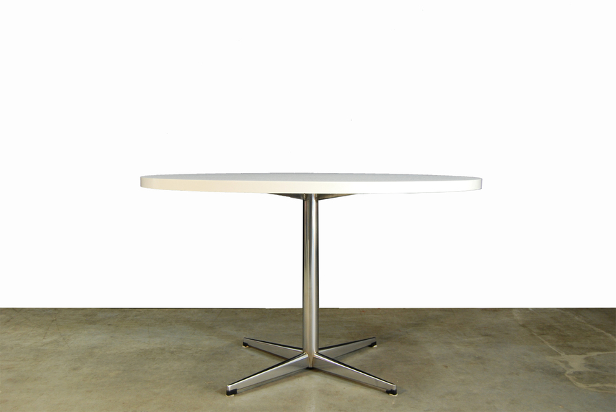 Dutch Modern Design Dining Table By Pastoe, 1970s