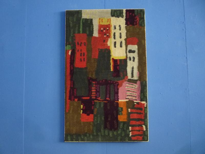 Tapestry By Schwabinger Künstlerkollektion Munich, 1960s