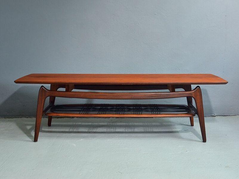 Coffee Table By Louis Van Teeffelen For We Be