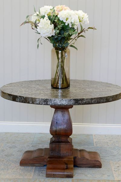 The Patina Table   Medium