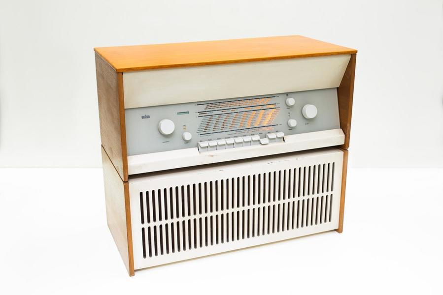 L1 Speaker By Dieter Rams For Braun, 1960s