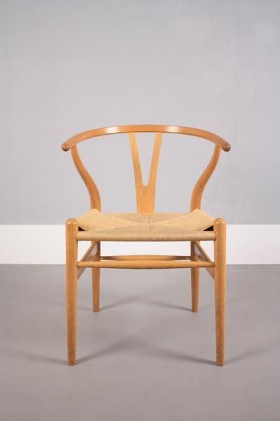 Hans Wegner For Carl Hansen Wishbone Chair photo 1