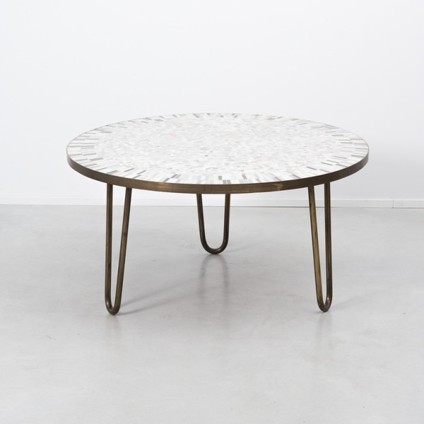 Berthold Müller Mosaic Coffee Table