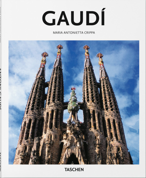 Gaudi Architecture Book Collection