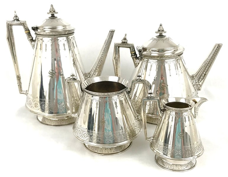 And silver mappin webb Silver Gifts,