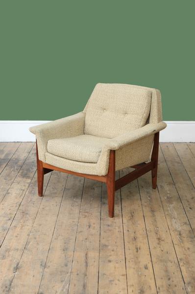 Striking Dutch 1960s Armchair